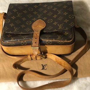 Authentic Louis  Viitton Cartouchiere Bag